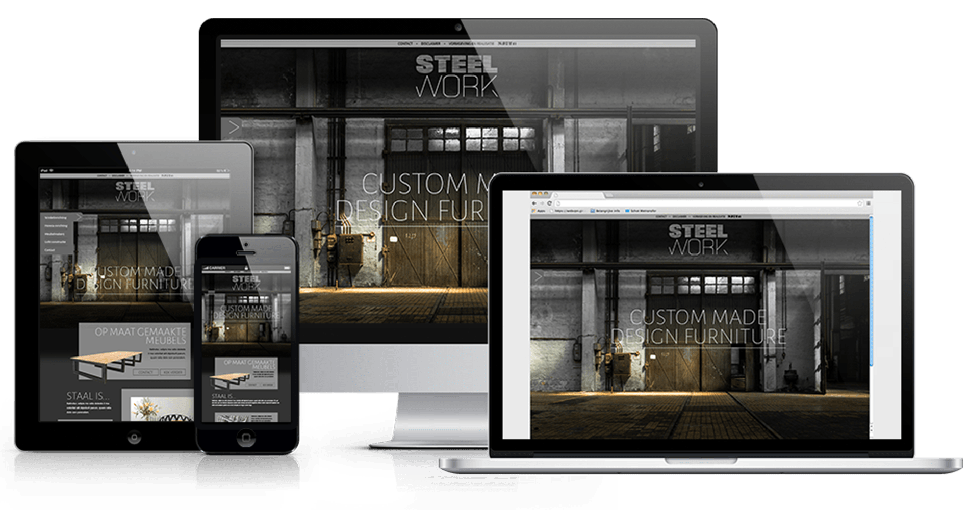 Steelwork website